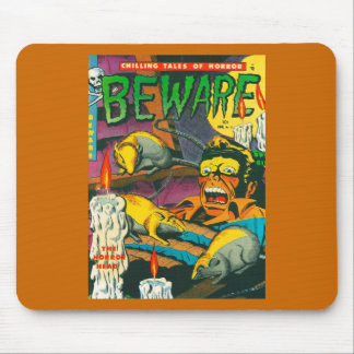 Beware! Mouse Pads