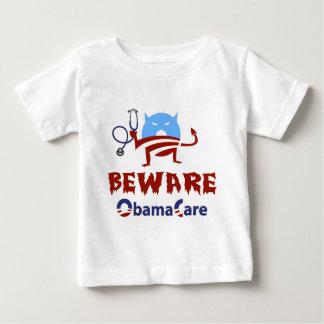 Beware ObamaCare T Shirts