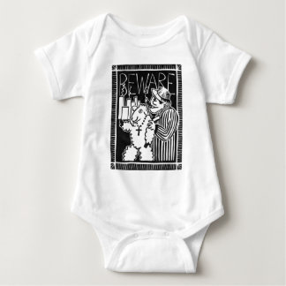 Beware of Capitalists in Sheep's Clothing Baby Bodysuit