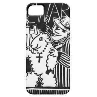 Beware of Capitalists in Sheep's Clothing iPhone SE/5/5s Case