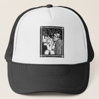 Beware of Capitalists in Sheep's Clothing Trucker Hat