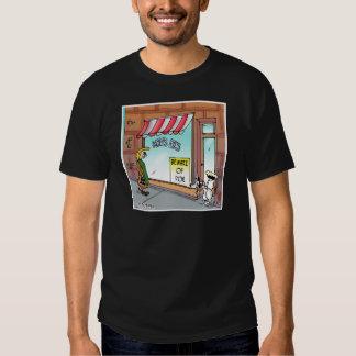 Beware of Dog Tee Shirt