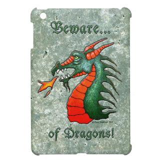 Beware of Dragons iPad Mini Cases