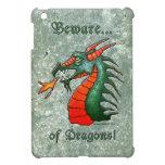 Beware of Dragons iPad Mini Cover