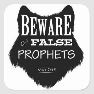 The Surprising Sayings of Jesus Christ: 'Many False Prophets Will Arise and Deceive Many'