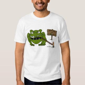 Beware of Frog T-Shirt