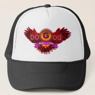 Beware of God Trucker Hat