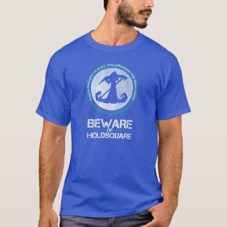 Beware of HoldSquare Shirt - Men's