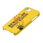 Beware of honey badger iPhone 5 covers