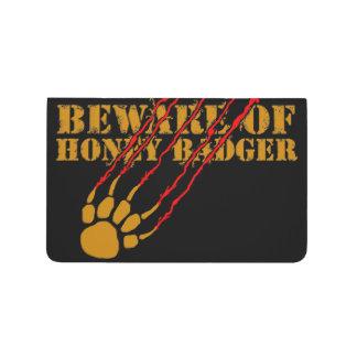 Beware of honey badger journal
