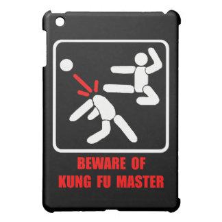 Beware of kung fu master case for the iPad mini