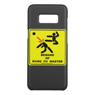 Beware of Kung Fu master Case-Mate Samsung Galaxy S8 Case