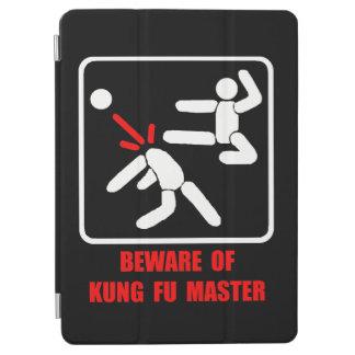 Beware of Kung Fu master iPad Air Cover