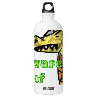 Beware Of monsters SIGG Traveler 1.0L Water Bottle