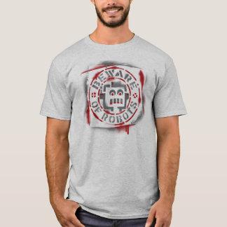 Beware Of Robots T-Shirt