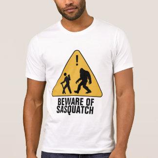 Beware of Sasquatch T-Shirt