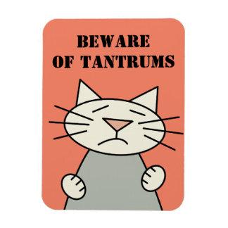 Beware of Tantrums, Cat Magnet