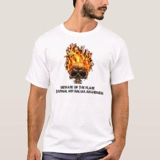 BEWARE OF THE FLARE TRIGEMINAL NEURALGIA AWARENESS T-Shirt