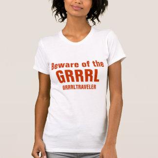 Beware of the GRRRL | White Shirts