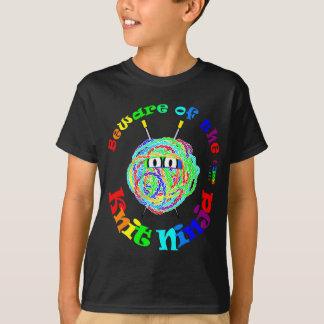 Beware of the Knit Ninja T-Shirt