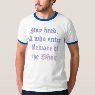Beware of the Phog Shirt