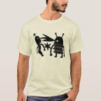 Beware Of The Robot T-Shirt