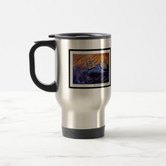 Beware of the seventh wave coffee mug
