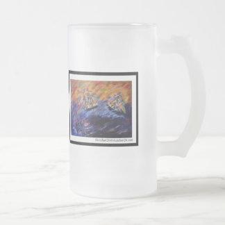 Beware of the seventh wave mug