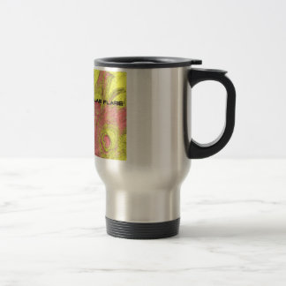Beware of the Solar Flare Travel Mug