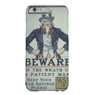 Beware_of_the_wrath_of_Propaganda poster Barely There iPhone 6 Case