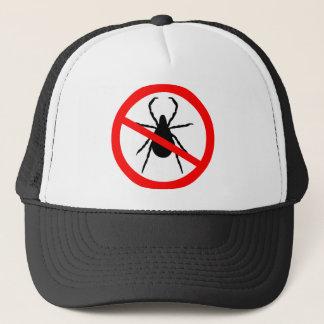 Beware of Ticks Trucker Hat
