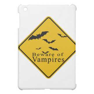 Beware of  Vampires Cover For The iPad Mini