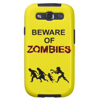 Beware of Zombie Case-Mate Samsung Galaxy S3 Vibe Galaxy S3 Covers
