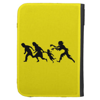 Beware of Zombie Caseable Kindle Folio Cases For The Kindle