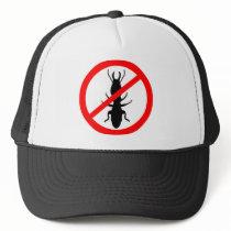Beware Termites Trucker Hat