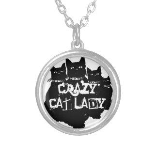 Beware the Black Cat Necklaces