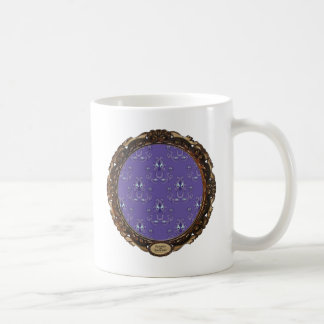 Beware the Brocade Coffee Mug
