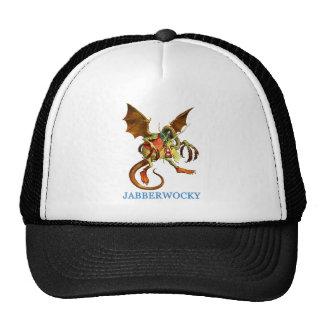 BEWARE THE DREADED JABBERWOCKY TRUCKER HAT