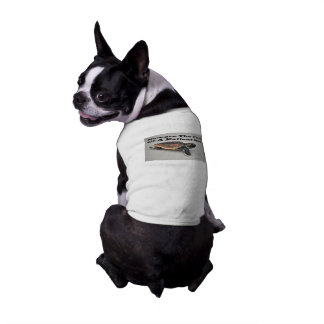 Beware The Fury, Of A Patient Man  Dog Shirt