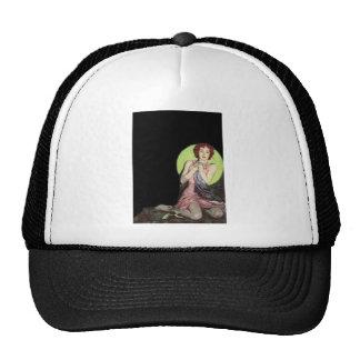 Beware the Green Light Trucker Hat