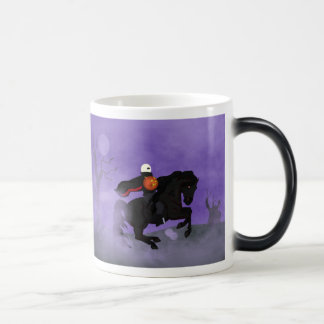 Beware the Halloween Horseman Mugs