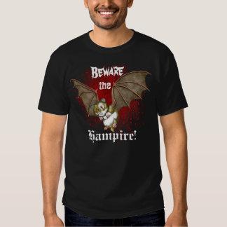 Beware the Hampire! Shirt