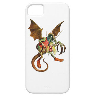 Beware the Jabberwock my son from Wonderland iPhone 5 Cover