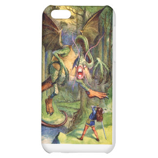 Beware the Jabberwock my son The jaws that bite iPhone 5C Covers