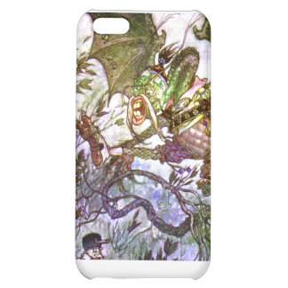 Beware the Jabberwock My Son The Jaws That Bite iPhone 5C Cases
