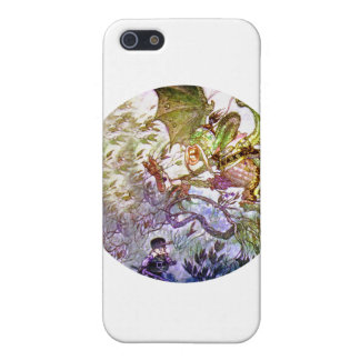 Beware the Jabberwock My Son The Jaws That Bite iPhone 5 Cover