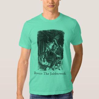 Beware The Jabberwock Tee Shirt