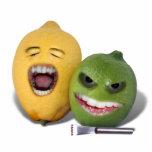 Beware the Lemon Zester Photo Cutouts