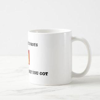 Beware the O'bots Coffee Mug