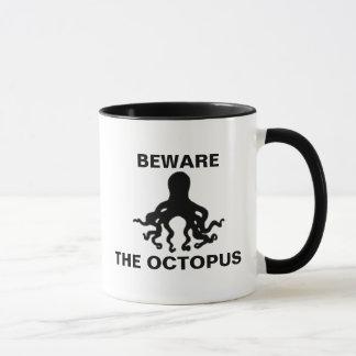 Beware the Octopus Mug